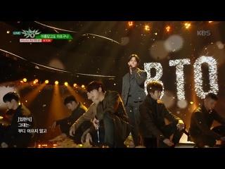 [PERF] : BTOB - Beautiful Pain @ Music Bank Year End Special