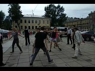 """Конькобежцы"" - Pas des patineurs (Па де патинер)"