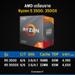 Спецификации AMD Ryzen 5 3500X и Ryzen 5 3500. Сравнение производительности с Intel Core i5 9400F, image #1