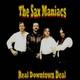 Sax Maniacs - Peter Gunn