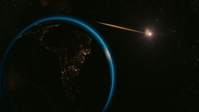 Космос пространство и время 4 серия