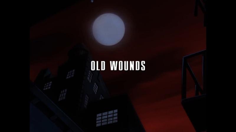Новые приключения Бэтмена S02E05 Старые раны русские субтитры