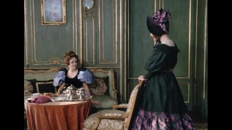 Блеск и нищета куртизанок 7 серия Splendeurs et misères des courtisanes 1975 режиссер Морис Казенёв