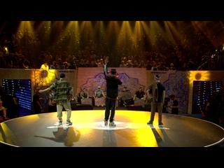 B-Boy Menno vs B-Boy Kazuki Rock ¦ Semifinal ¦ Red Bull BC One World Final Mumbai 2019