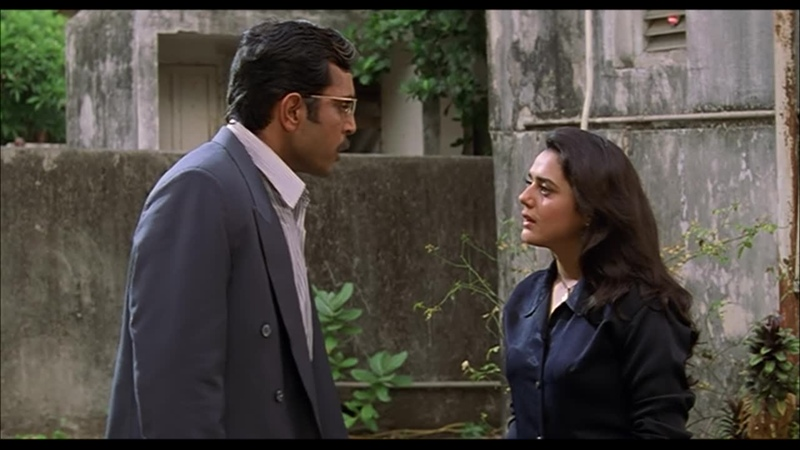 Криминальный роман Sangharsh 1999