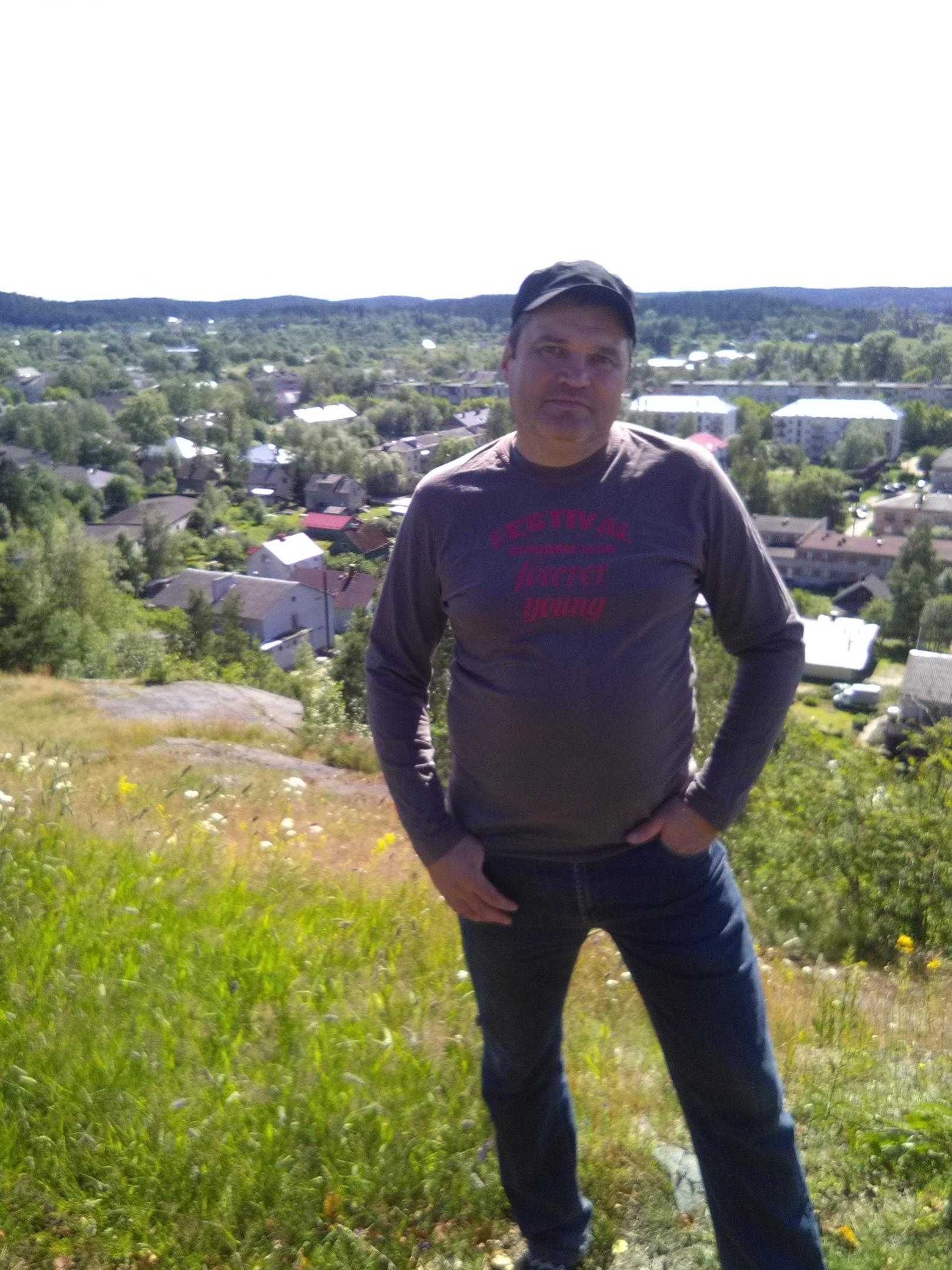 Сергей, 47, Сортавала, Карелия, Россия
