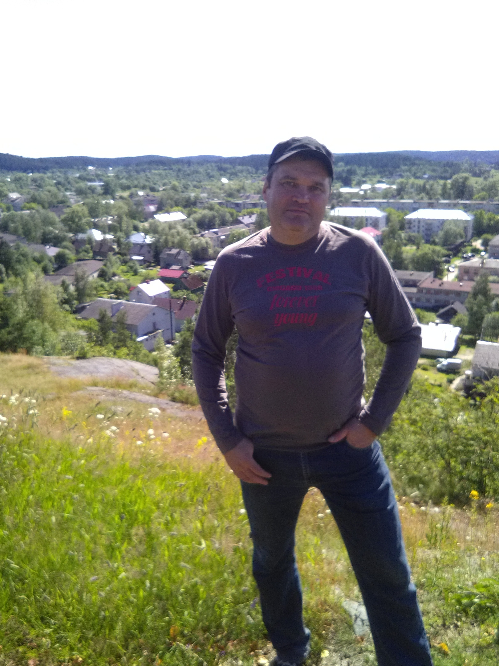 Sergey, 46, Sortavala