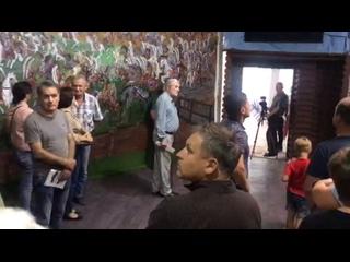 Yuri Belousovtan video