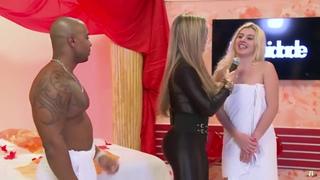 Смотреть бразильские эротические шоу шатун клуб москва