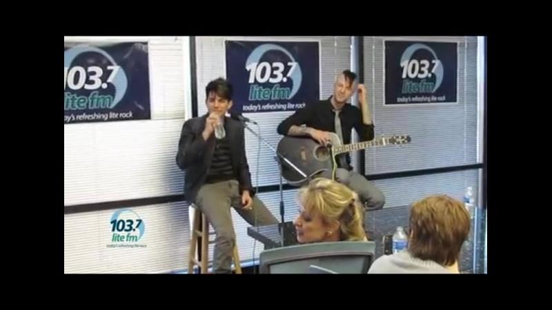 US RADIO PROMO 2012 03 05 103 7 FM Dallas Interview