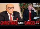 Christmas Is NOT CANCELED, Its Vital This Year / Rudy Giuliani / Ep. 96