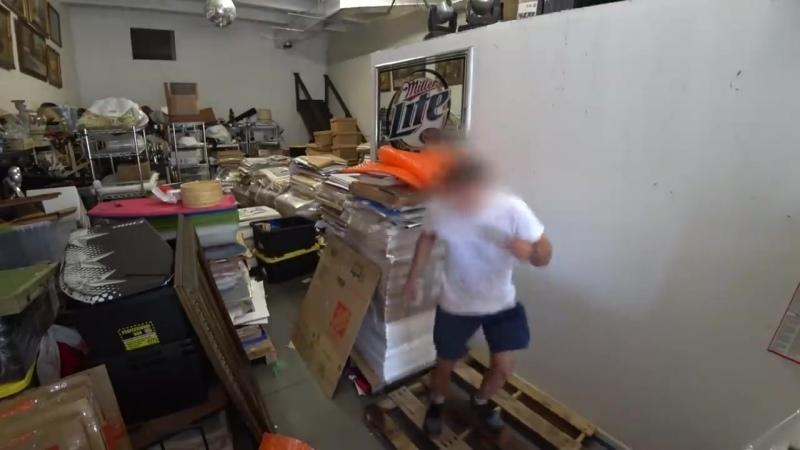 Купили еще коробки за $1000 Оценка предметов искусства с экспертом Будет больше чем $10000