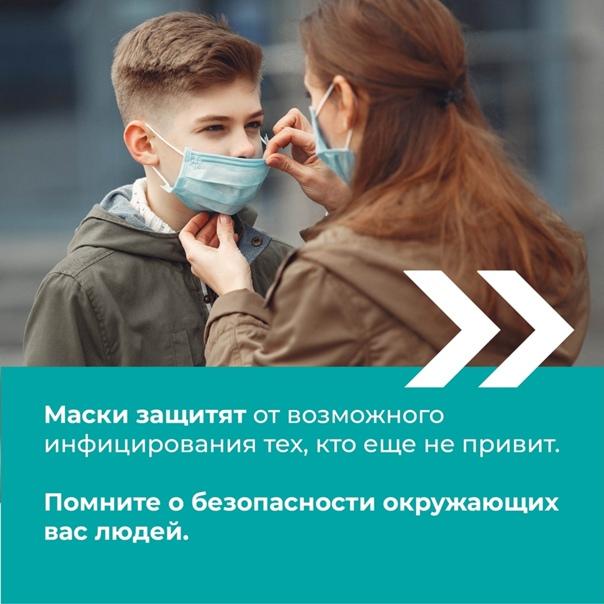Даже если вы уже переболели коронавирусной инфекцией или пос