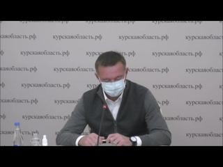 Курян просят отказаться от новогодних корпоративов и поберечь медиков