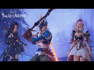 TALES OF ARISE | Трейлер игрового процесса