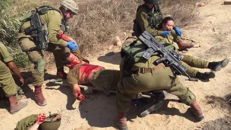 Как работает израильская полевая медицина, изображение №1