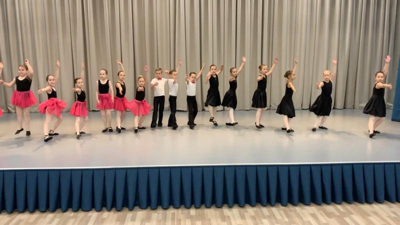 2 год номер Часики Студия танца Эдельвейс