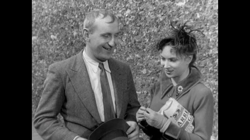 Гару Гару проходящий сквозь стены Garou Garou le passe muraille 1951 режиссер Жан Буайе