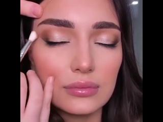 Видеоурок красивого макияжа