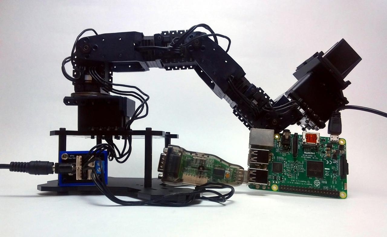 Микроконтроллер робота