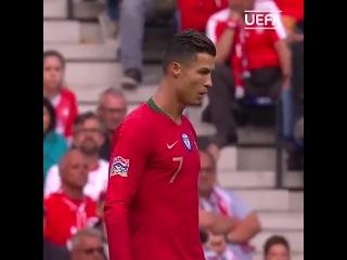 Топ-голы Роналду за Португалию