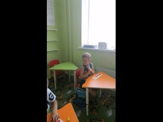 СТУПЕНЬКИ, детский развивающий центр | Оренбург kullanıcısından video