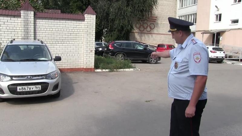 В Энгельсе участковым уполномоченным полиции задержан подозреваемый в совершении особо тяжкого преступления