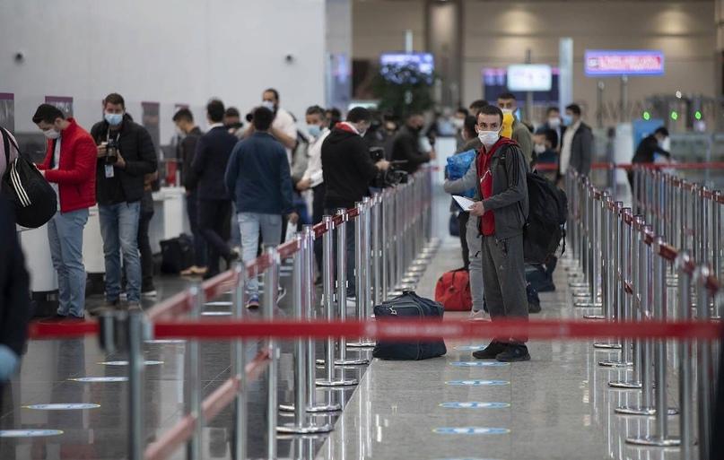 Росавиация создала оперштаб для возвращения россиян из Турции