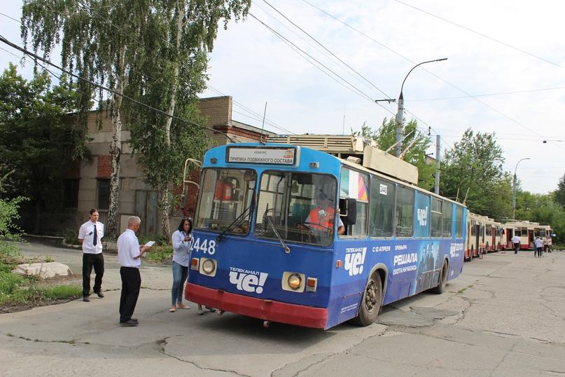 Конкурс профессионального мастерства среди водителей троллейбуса— 2021., изображение №46
