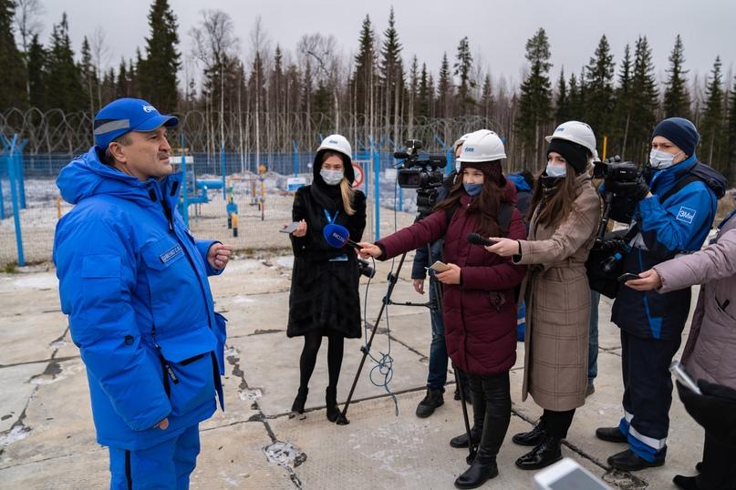 В зоне высокой ответственности ООО «Газпром трансгаз Ухта», изображение №2