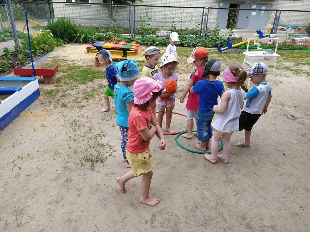 В детском саду №17 «Рождественский» города Петровска прошла неделя тематических занятий «Я вырасту здоровым!»