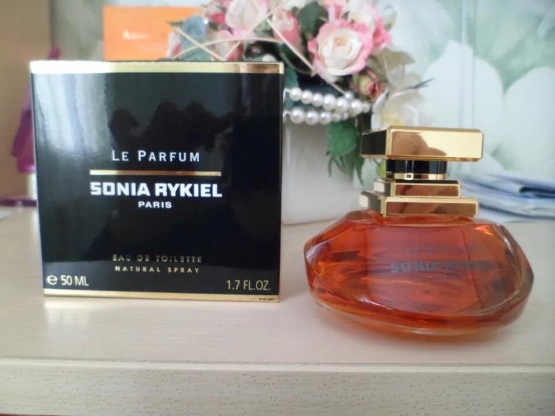 Sonia Rykiel Le Parfum 50 ml 1610 рублей.