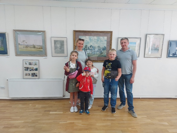 В музей всей семьей