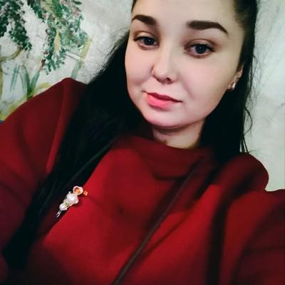 Анастасия Зотова, Луганск