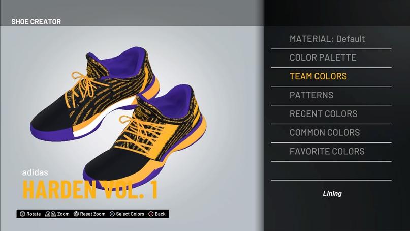 Как сделать кастомные кроссовки для своего персонажа на районе, изображение №6