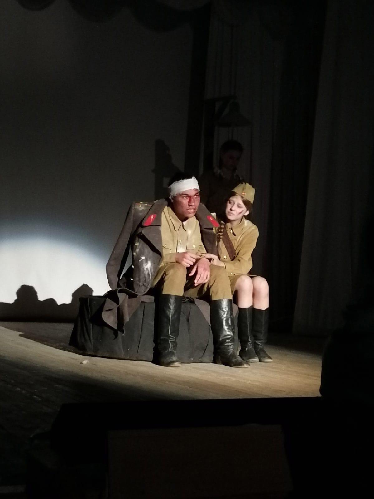Конкурс театральных коллективов «Золотой Ключик» объявляет победителейДиплом