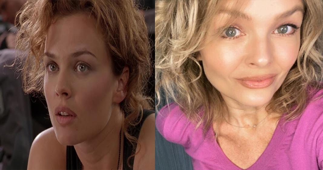 Актрисы из фильмов конца XX - начала XXI века. Тогда и сейчас
