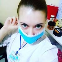 Фотография страницы Анжелики Лакеевой ВКонтакте