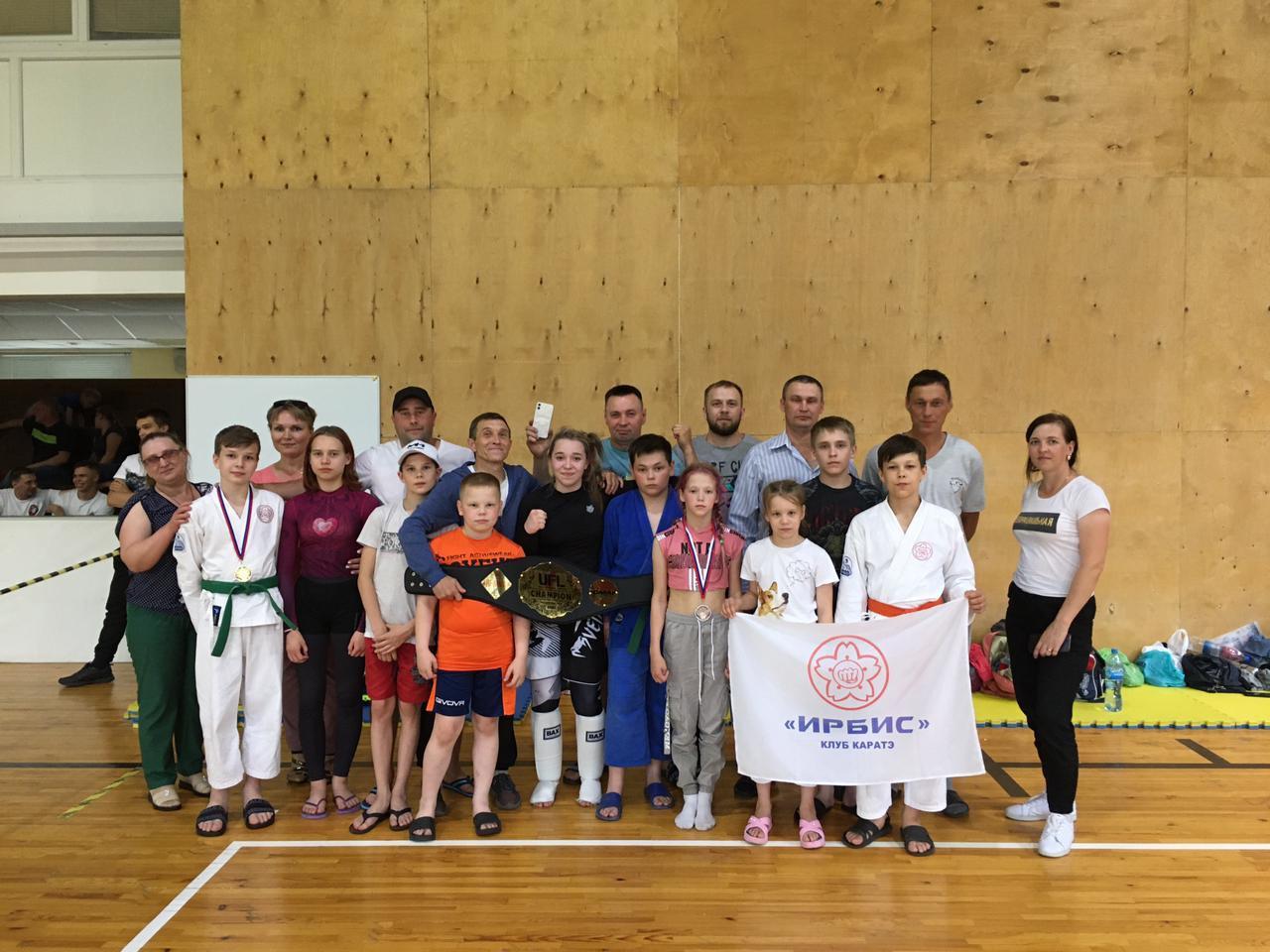 30 мая в Верхней Сысерти прошел Всероссийский турнир по смешанным боевым искусствам - ММА