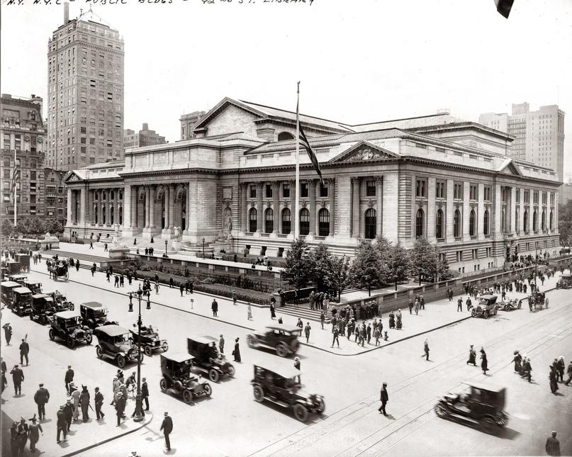 HD-фотографии городов США сделанные в 1900-1915 годах, изображение №26