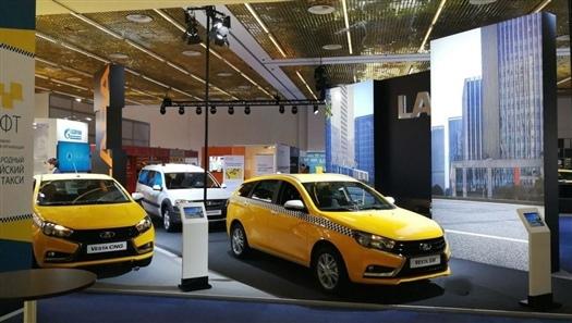 АвтоВАЗ презентовал версию седана для таксиСпециал...