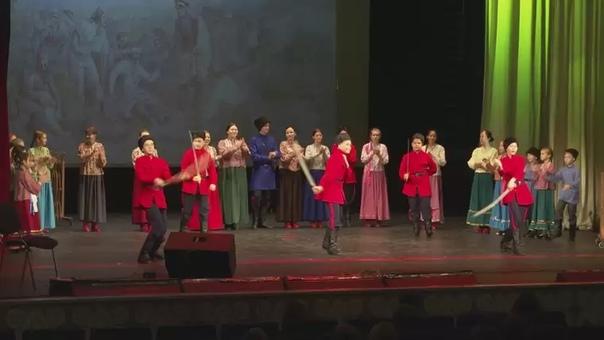 В Нижнекамске концерт «Песни над Камой-рекой» посв...
