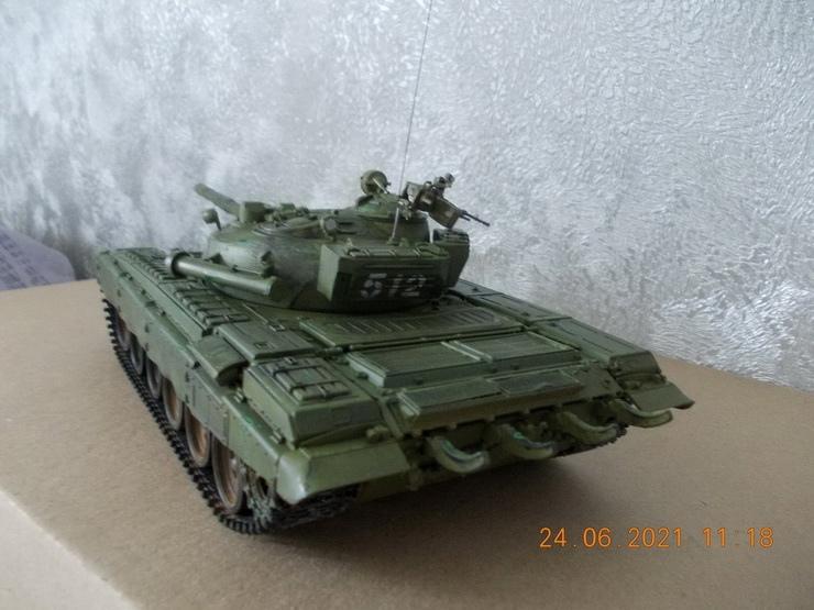"""Т-72М1, 1/35, """"Тамия"""", кат.№35160 DotSdYLlQQ4"""