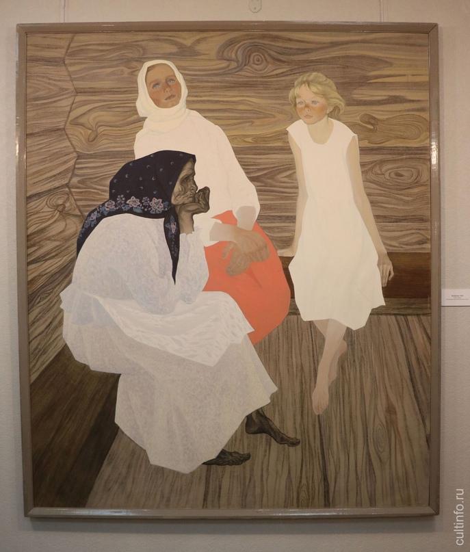 «Джанна»: большая выставка народного художника Джанны Тутунджан открылась в Воло...