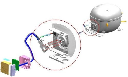 Как подключить мотор холодильника правильно, изображение №3