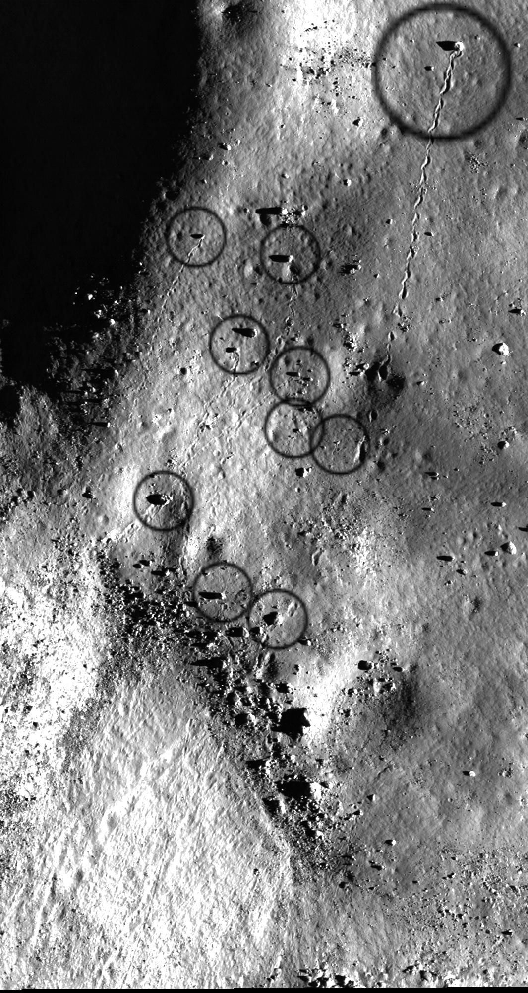 Луна - творение инопланетного разума, изображение №14