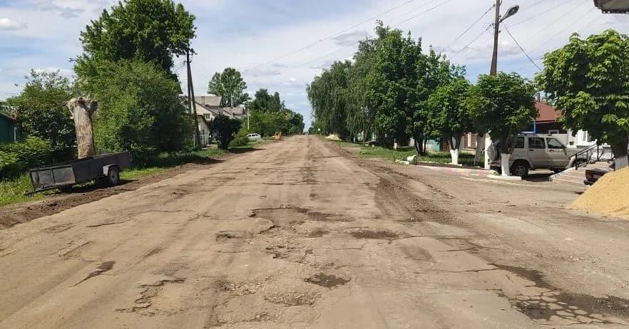 В Петровске на улице Чернышевского (участок от улицы Советской до улицы Марата) начинаются ремонтные работы
