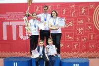 С 01 по 02 мая 2021 года в легкоатлетическом манеже г. Тюмени состоялся областной Фестиваль Всероссийского физкультурно-спортивного комплекса «Готов к труду и обороне» (ГТО) среди семейных команд.2