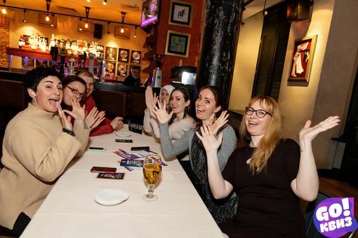 «GO!Квиз №101.7, Hard Rock Cafe,  25 апреля» фото номер 20