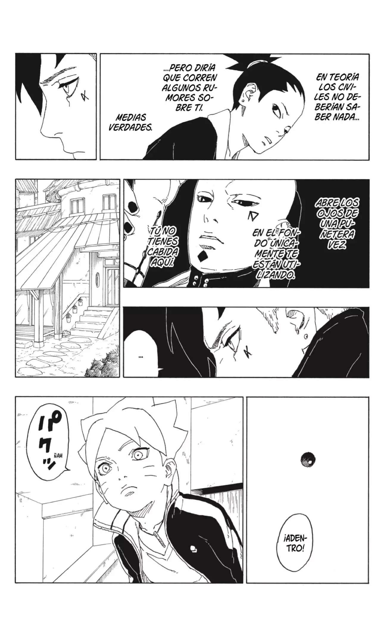 Boruto Manga Capitulo 60, image №20